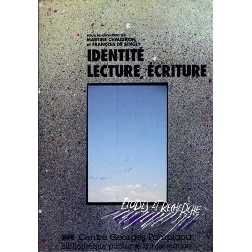 Identité, lecture et écriture