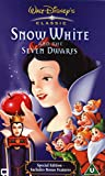Snow White And The Seven Dwarfs (Disney) [VHS] [1938]