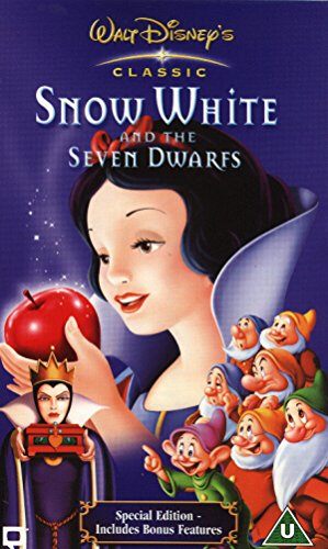 Click for larger image of Snow White And The Seven Dwarfs (Disney) [VHS] [1938]