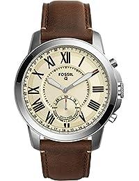 Fossil Q Herren Hybrid Smartwatch FTW1118