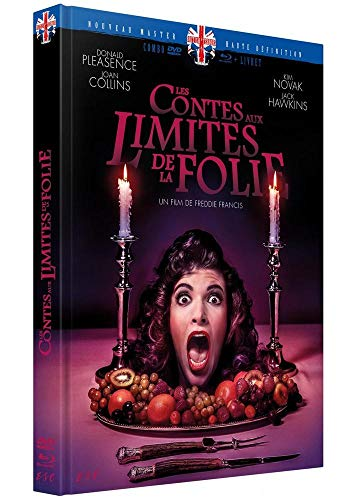 Image de LES CONTES AUX LIMITES DE LA FOLIE (TALES THAT WITNESS MADNESS) [Édition Collector Blu-ray + DVD + Livret]