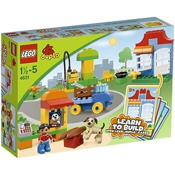 LEGO DUPLO 4631: My First Build