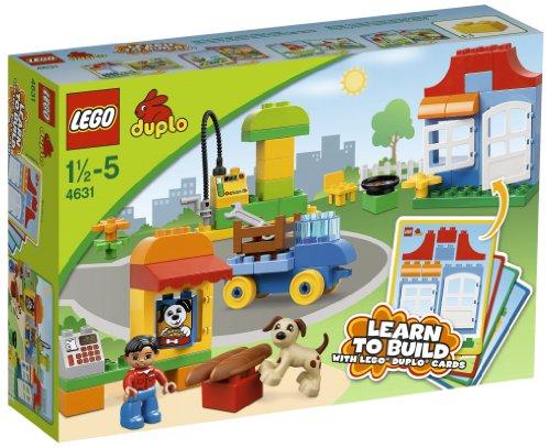 LEGO Duplo Steine & Co. 4631 - Bau-Lernspiel
