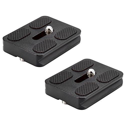 PU50 Quick Loading Plate Tripod Accessories black 1Size