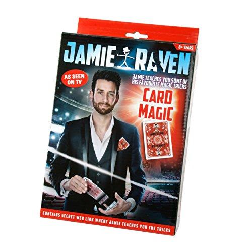 Paul Lamond 6635Jamie Raven Tarjeta Magic Set