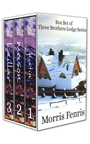 Three Brothers Lodge - The Complete Series Box Set (English Edition) -