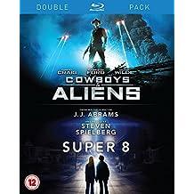 Cowboys & Aliens / Super 8