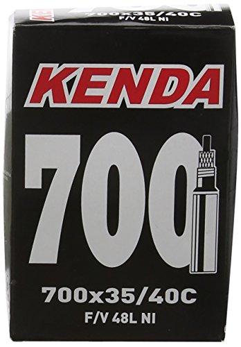 KENDA Standard Fahrradschlauch–Grau, 700x 18/23/25C (Bib Lady Tights)