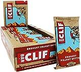 Clif Bar, Crunchy Peanut Butter, 12 Energy Bars, 28.8 oz (816 g)