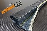 1m Gewebeschlauch Nylon Klett ID 20mm *** Kabelschutz Schutz Schlauch Hitze Abrieb