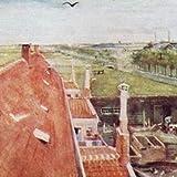 1art1 53506 Vincent Van Gogh - Dächer, Blick Vom Atelier