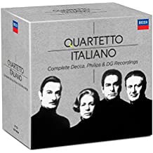 Quartetto Italiano - Complete Philips & Decca Recordings
