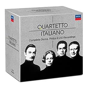 Quartetto Italiano - Complete Decca, Philips & DG Recordings