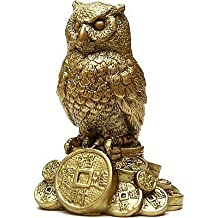 ASTROGHAR Feng Shui Owl A Symbol Of Wisdom And Protection From Evil , Owl Bird Figure