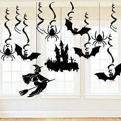 Shopping - Ratgeber 51vMbf%2Brv9L._AC_UL250_SR250,250_ Halloween Party- und Tisch-Deko für Innen
