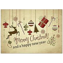 Suchergebnis auf f r weihnachtskarten englisch - Weihnachtskarte englisch ...