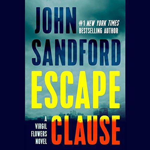 Escape Clause: A Virgil Flowers Novel, Book 9 (9 Escape)