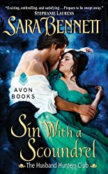 Sin With a Scoundrel: The Husband Hunters Club (The Husband Hunters Club Series)
