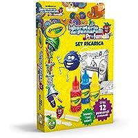 Crayola 25-7245 - Set Recarga Laboratorio de los Rotuladores Olorosos