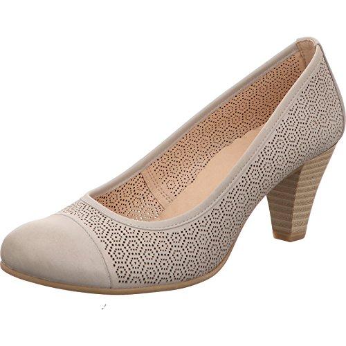 Caprice 22501, Chaussures À Talons Hauts Grau Pour Femmes