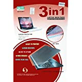 Laptop Screen Guard (15.6) For All Laptop 3 In 1