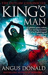 King's Man (Outlaw Chronicles) by Angus Donald (2012-07-05)