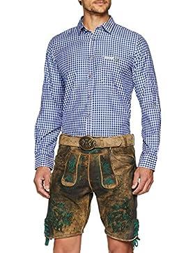 Stockerpoint Herren Trachtenhemd