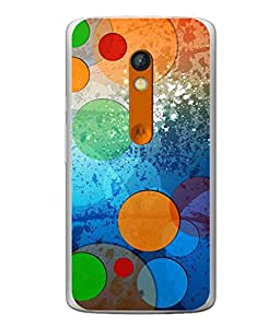 PrintVisa Designer Back Case Cover for Motorola Moto X Play (Superb image extra ordinary Graphics )