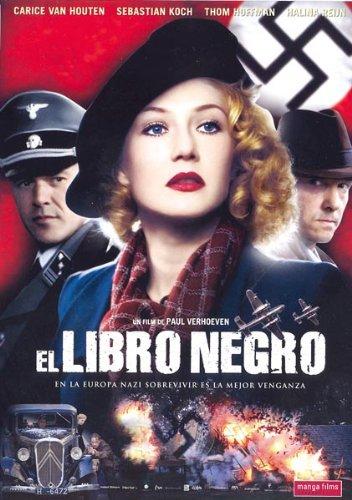 El Libro Negro [Blu-ray]