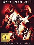 """Axel Rudi Pell - """"Live Over Europe"""" [2 DVDs]"""