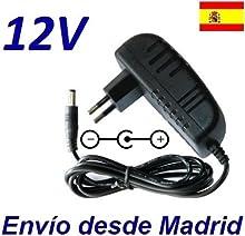 Cargador Corriente 12V Reemplazo WD Western Digital WDPS040RNN Disco Duro Externo Recambio Replacement