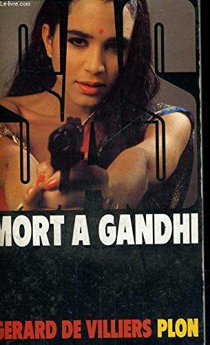 SAS : Mort à Gandhi par Gérard De Villiers (Broché)