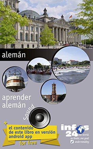 Alemán: Aprender Alemán por Infos24 GmbH