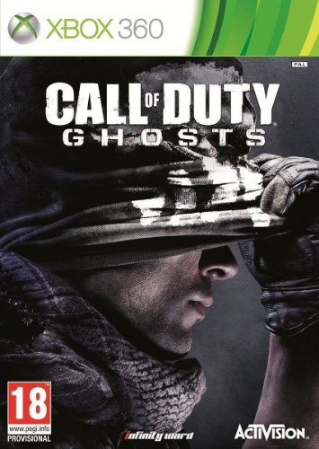 Call of Duty (COD): Ghosts - Xbox 360