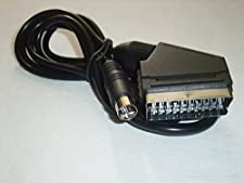 Sega Saturn RGB Scart Lead Cable