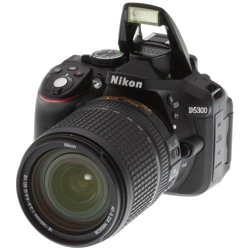 Nikon D5300 + AF-S DX 18-140 f/3.5-5.6G ED VR