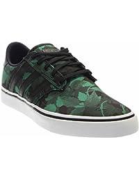 adidas Originals Men s Seeley Premiere Fashion Sneaker, Blanch  Green Black White, 11.5 54ec80f4ef