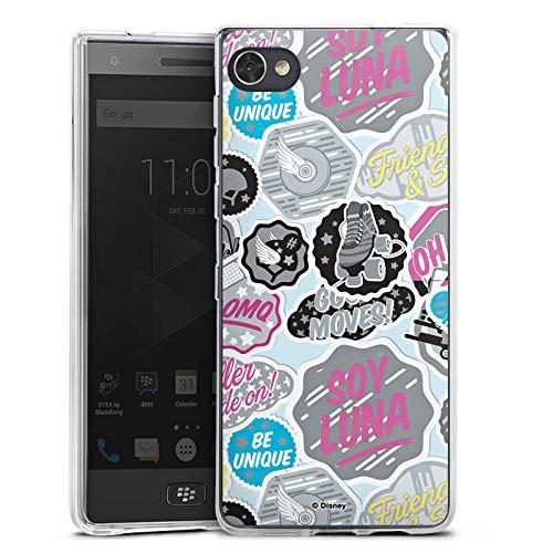 DeinDesign BlackBerry Motion Silikon Hülle Case Schutzhülle Soy Luna Muster Disney