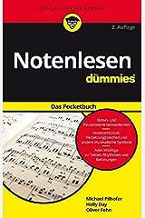 Notenlesen für Dummies Das Pocketbuch (German Edition) Kindle Edition