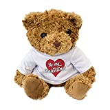 NEW - BE MY VALENTINE - Teddy Bear - Cute And Cuddly - Present Gift - I Love You