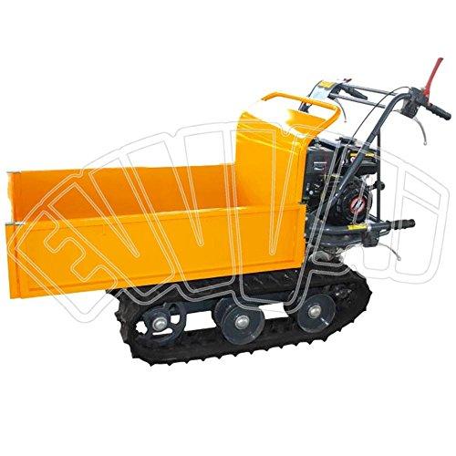 motocarriola cingolata tag300n - carriola a motore portata 300 kg - dumper ama