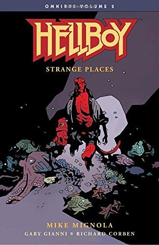 Download Hellboy Omnibus Volume 2: Strange Places (Hellboy
