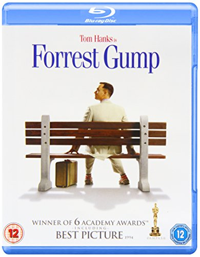 Click for larger image of Forrest Gump [Blu-ray] [1994]