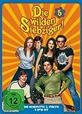 Die wilden Siebziger! Die komplette 5. Staffel (4 DVDs - Amaray)