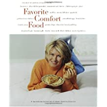 Favorite Comfort Food: Classic Favorites and Great New Recipes by Martha Stewart Living Magazine (1999-11-16)