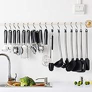 Kitchen Utensils, TD HOME 16-Pieces Kitchen Accessories Gadgets Tools Nonstick Cookware Set Kitchenware Cookin