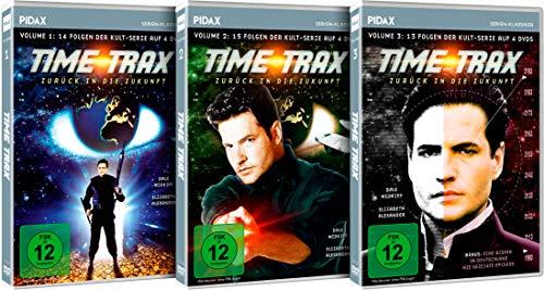 Time Trax Zurück In Die Zukunft Fernsehseriende