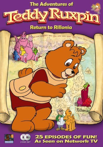 The Adventures of Teddy Ruxpin, Vol. 2: The Journey Continues