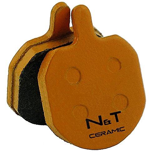 NOAH und Theo nt-bp008/CR Keramik Bremse, Pads Fit Bengal Helix 1.01.12.12,533L 55L 77L 7,5mb606mb606t MB700mb700t mb839mb839m mb840mb845MB 845A mb845b mb849a mb849b Strida Ares und PH02
