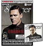 Sonic Seducer 11-2014 mit Emigrate-Titelstory + CD mit exkl. Vorab-Remix vom Album Silent So Long + 16 weitere Tracks, Bands: Blutengel, KMFDM, Megaherz u.v.m.